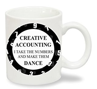 creative accountingB GP